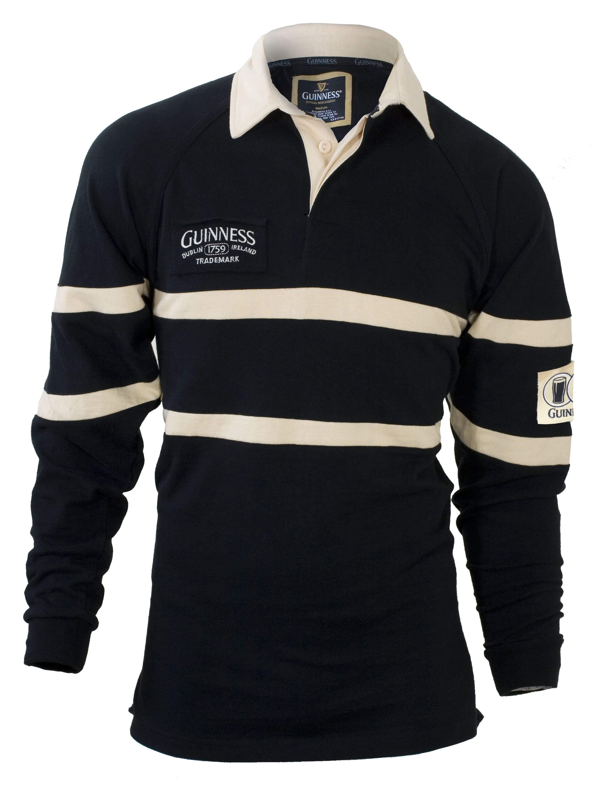 Guinness® Traditional Rugby Jersey
