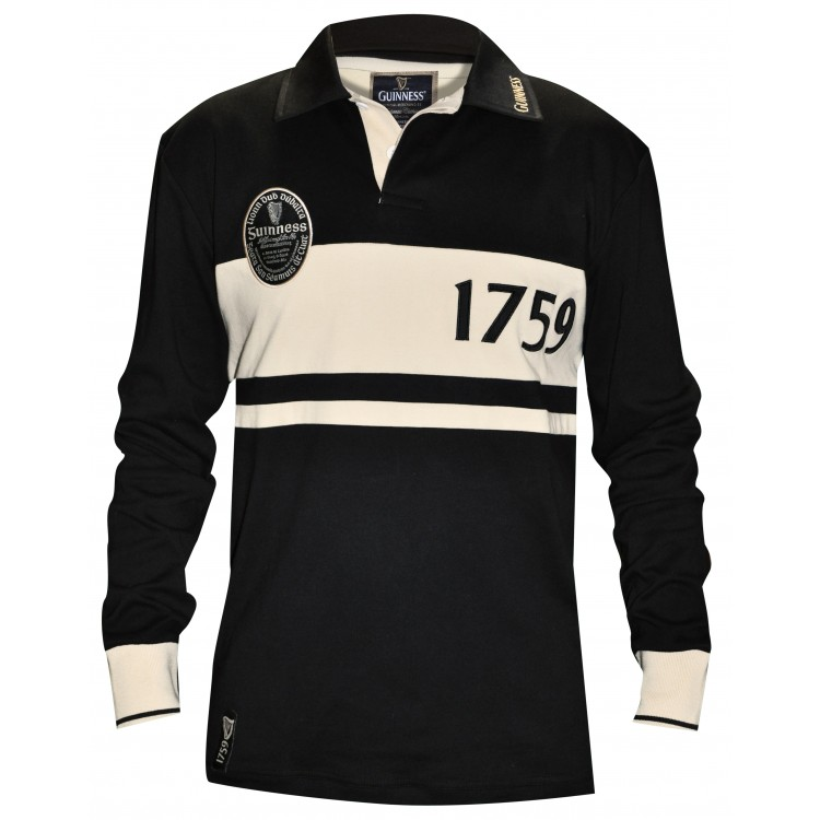 Guinness® Classic Label Rugby Jersey