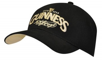 Guinness Traditional Claddagh Cap