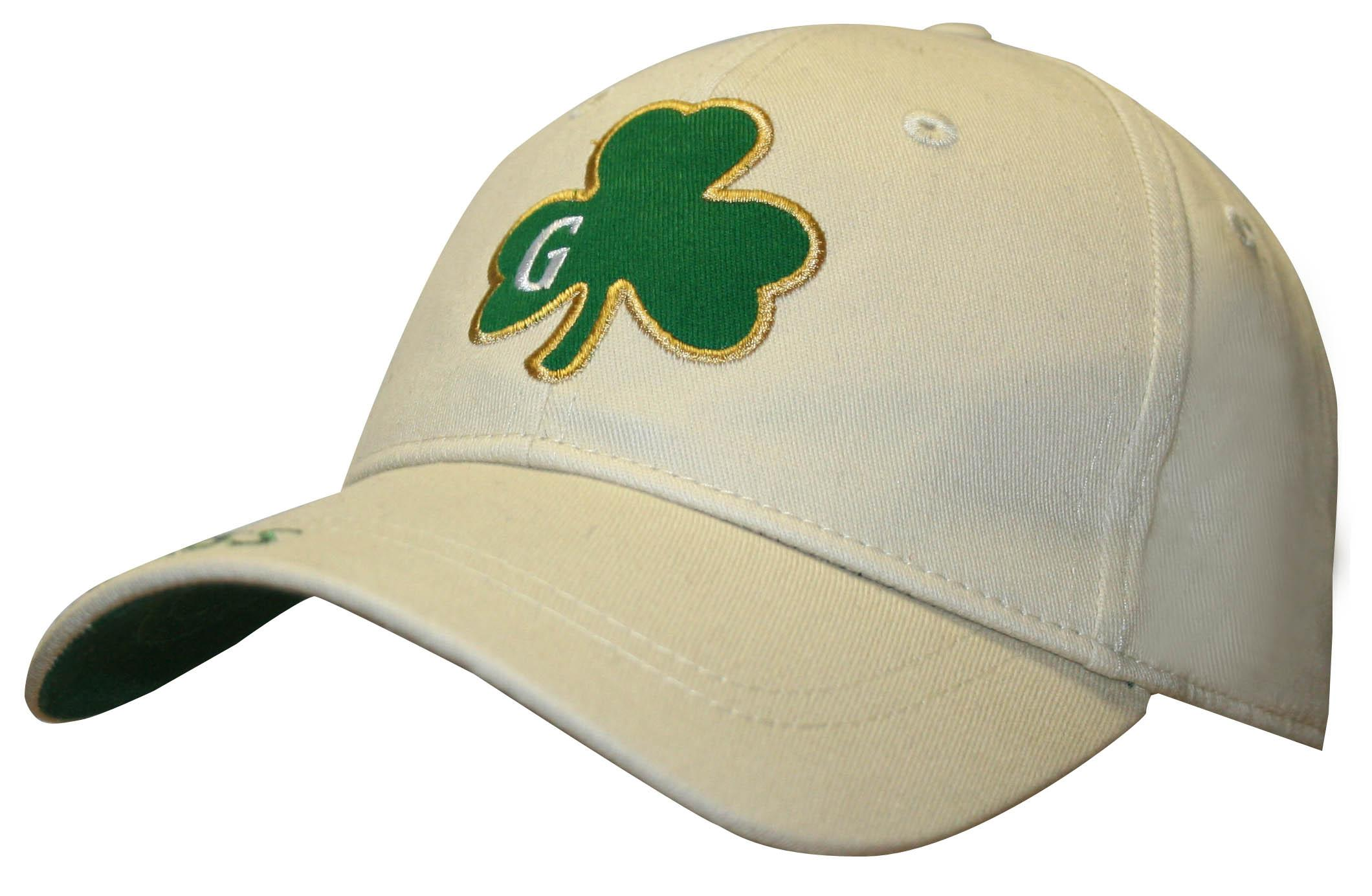 Guinness Cream Shamrock Cap