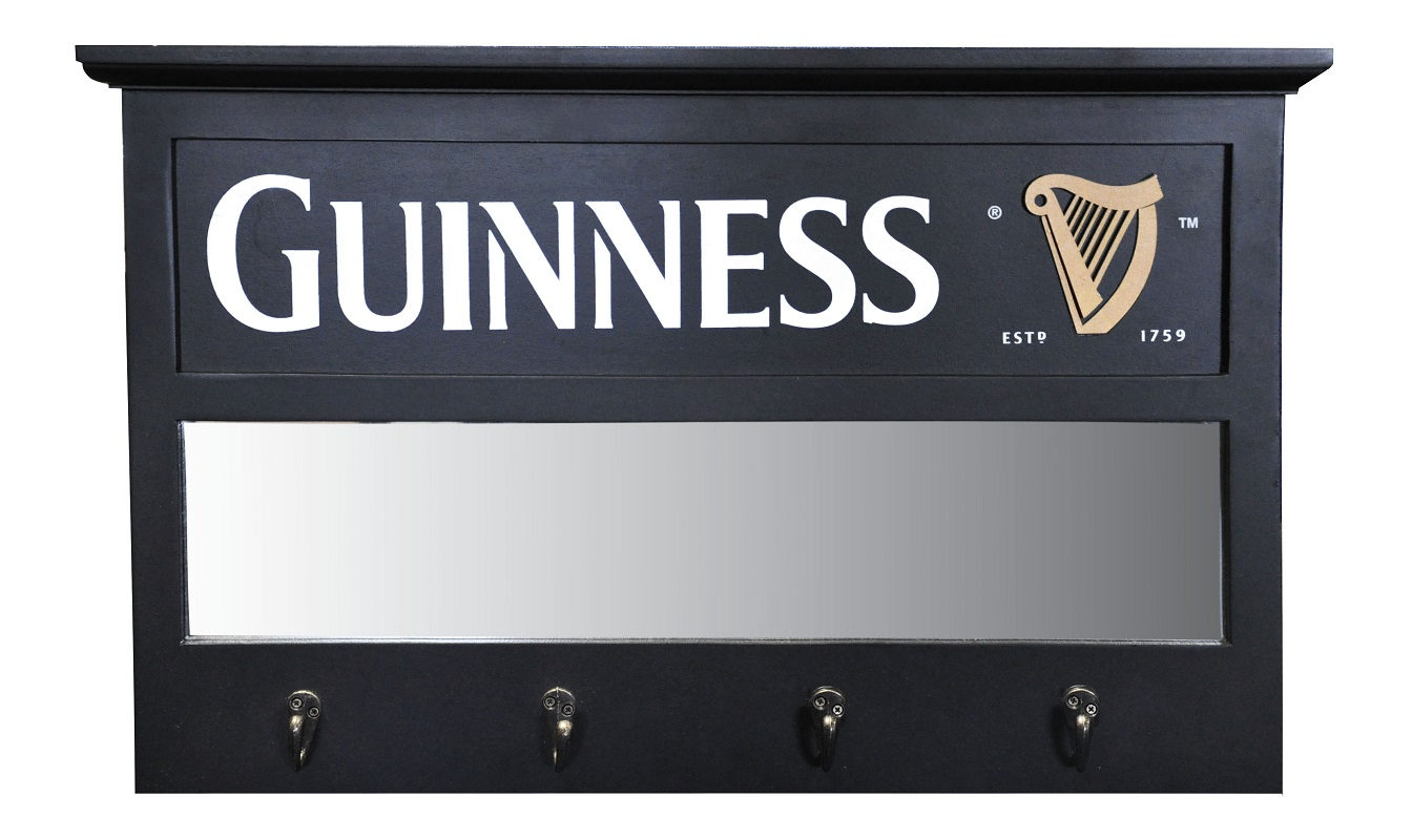 Guinness® Mirror Coat Hanger