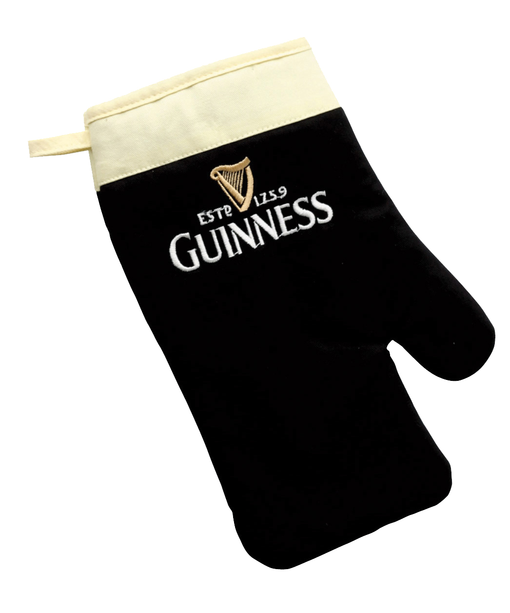 Guinness® Label Oven Glove